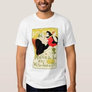 Art Nouveau: Toulouse Lautrec - Reine de Joie Shirt