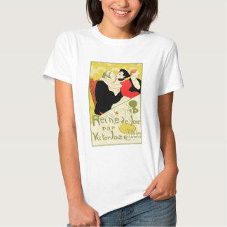 Art Nouveau: Toulouse Lautrec - Reine de Joie T Shirt
