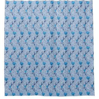 cobalt blue shower curtains | zazzle