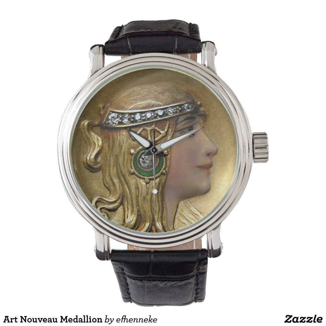 Art Nouveau Watch