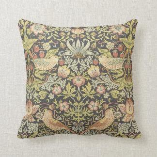 Art Nouveau William Morris Design Pillow