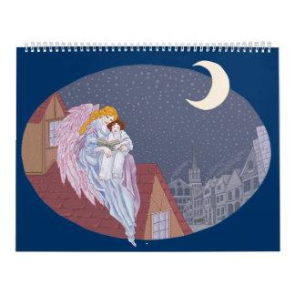 Art Nouveau Women Calendar