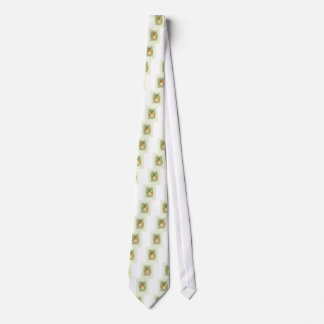 Art Nouveau Young Woman Girl with Stars Flowers Tie