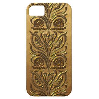 Art Noveau Gold iPhone SE/5/5s Case