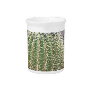 Art of Cactus Drink Pitcher