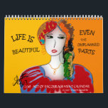 "ART OF ENCOURAGEMENT - 2018 CALENDAR V2<br><div class=""desc"">WELCOME TO THE ART OF ENCOURAGEMENT!