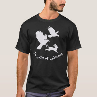 Art of Falconry - Harris Hawks T-Shirt