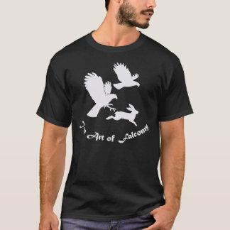 Art of Falconry - Harris Hawks T-Shirt