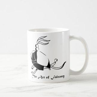 Art of Falconry - Hood Coffee Mugs