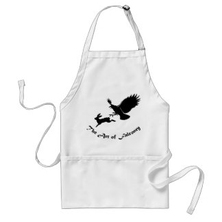 Art of Falconry - Red Tail Hawk Adult Apron