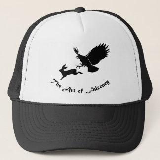 Art of Falconry - Red Tail Hawk Trucker Hat