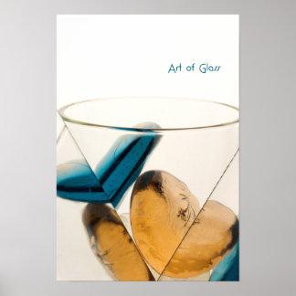 Art of Glass Poster