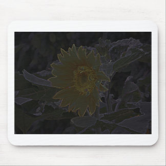 Art of Helianthus Mouse Pad
