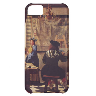 Art Of Painting by Johannes Vermeer Case For iPhone 5C