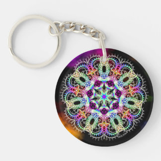 Art of Pivoting/Altering States Keychain