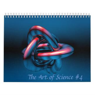 Art of Science #4 Calendar