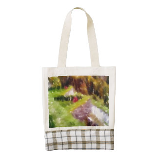 Art of some nature zazzle HEART tote bag