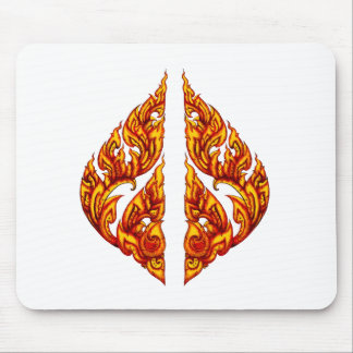 Art of Thailand Mouse Pad
