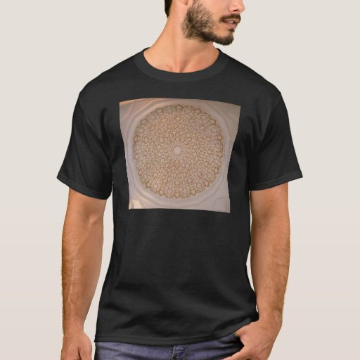 Art of the Ottomans abstract geometric  motif T-Shirt