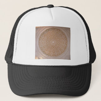 Art of the Ottomans abstract geometric  motif Trucker Hat