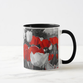Art of Tulips Mug