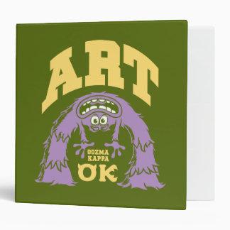 Art - OOZMA KAPPA Vinyl Binder