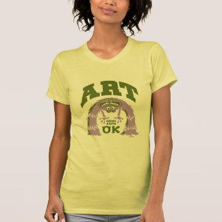 Art - OOZMA KAPPA Tshirts