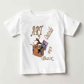 Art Outside the Box Baby T-Shirt