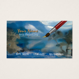 Art Painting - Business Card
