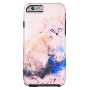 art painting tough iPhone 6 case