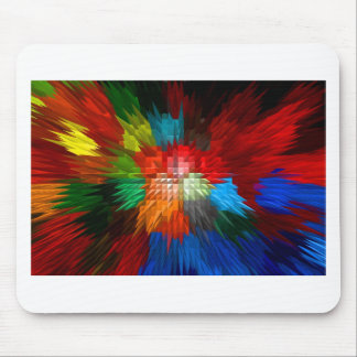 art painting poster t-shirts print house office XL Mousepad