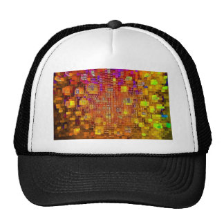 art painting posters t-shirts printed office home trucker hat