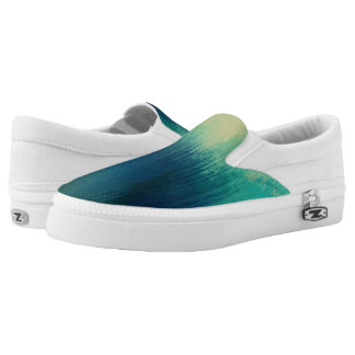 art paper texture for background Slip-On sneakers