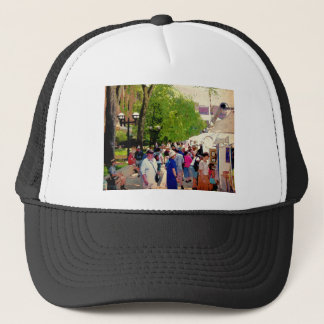Art Patrons Trucker Hat