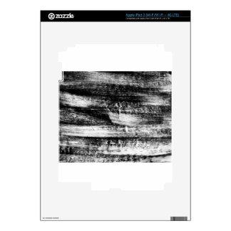 Art Pencil Sketch Abstract Design Draw Paper Fine iPad 3 Skins