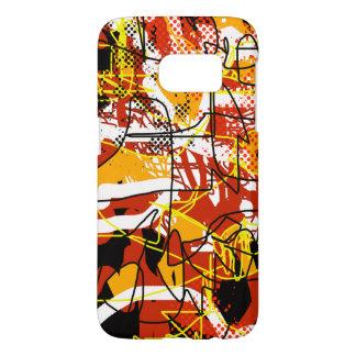 Art phone samsung galaxy s7 case