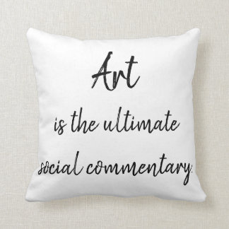 Art pillow