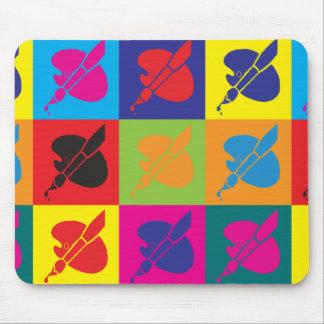 Art Pop Art Mouse Mats