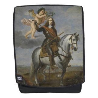 Art Portrait backpack
