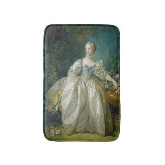 Art Portrait bath mats