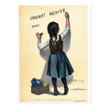 Art-Poster-Advertisement-France-Chocolate2 Postal