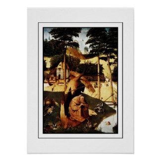 Art Poster Vintage Bosch Painting 2