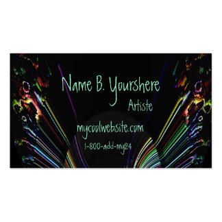 Art Power Business Card