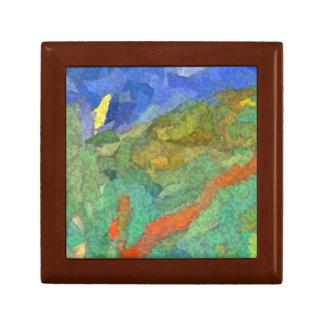 art print gift box