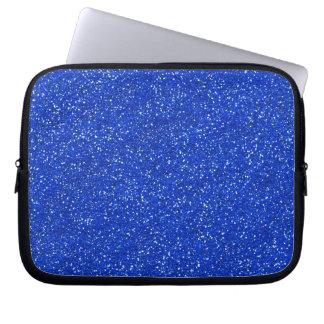 Art Print Glitter Sparkle Bling Jewel Decorative Laptop Computer Sleeve