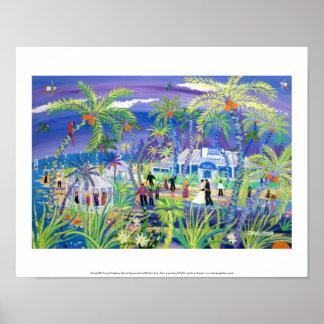 Art Print: Grand Old House Wedding, Grand Cayman
