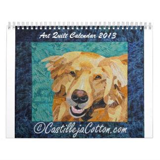 Art Quilt Calendar
