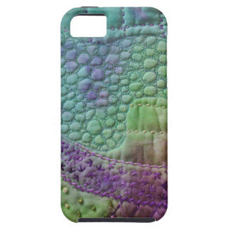 Art Quilting by Dale Anne Potter iPhone 5 Case