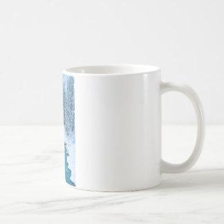 art- River Classic White Coffee Mug