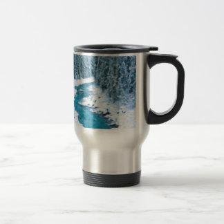 art- River 15 Oz Stainless Steel Travel Mug
